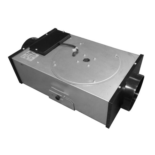 Вентиляторы серии E-box micro, Италия