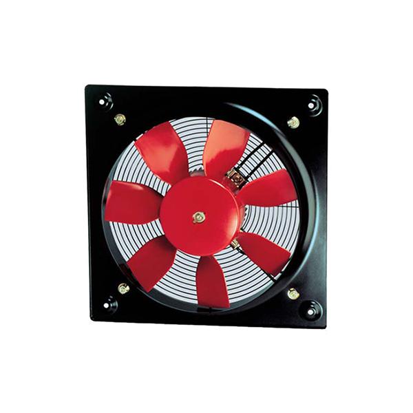Вентиляторы серии HCFB / HCFT, Испания