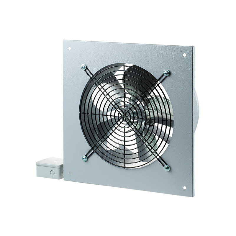 Вентиляторы серии Axis-QA, Германия