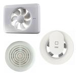 Вентиляторы глубиной 30-40 мм и накладные